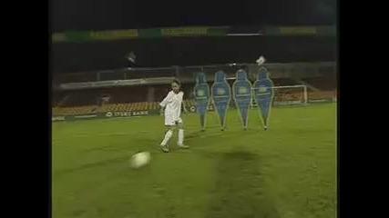 Мини Роналдиньо от Дания (изключителен Талант)