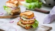 Сандвич с пуешки бургер | Бон Апети | 24Kitchen Bulgaria