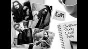 Korn - Starting Over (NEW SONG)