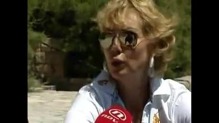 Lepa Brena - Intervju, Split, TV Nova '10