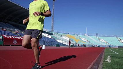 5 минути София - Национален стадион