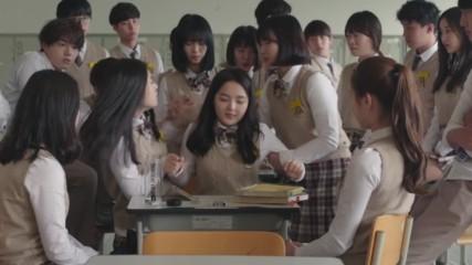 Nightmare Teacher / Кошмарният учител E02 бг превод