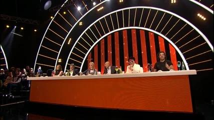 Suzana, Sladjana Vasic i Biljana Sulimanovic - Splet - (live) - ZG 2 krug 14 15 - 07.02.15. EM 22