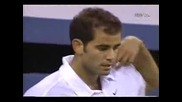 Us Open 2001 : Сампрас - Агаси | Тайбрек 4-Ти Сет