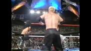 W W F Smackdown 09.13.2001 Дъдлитата и Тест с/у Скоти Ту Хоти Уилям Ригал и Таджири