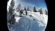 Козмос - Българското онлайн видео за сноуборд (трейлър)