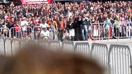 Ангиол Золтан стънт Пловдив 20.03.2010 част9