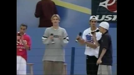 Backstreet Boys - Lose It All...!
