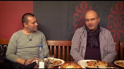 Трябва ли да има пица с кюфтета – отговор дава шеф Манчев