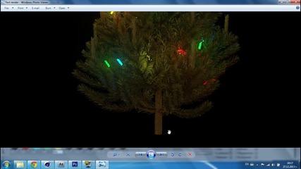 Aksfilms - Урок: Коледни лампички (част 2)