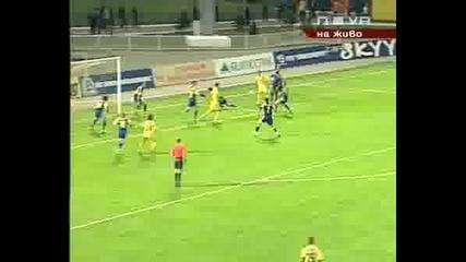 Gol na  Gadzhev