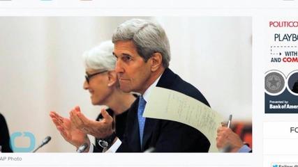 John Kerry on Iran: Supreme Leader's Remarks 'disturbing'