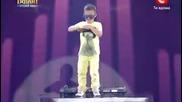 Това момче взриви публиката и журито