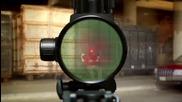 Луд китаец рее куршуми с автомат- лудница! (яка пародия)