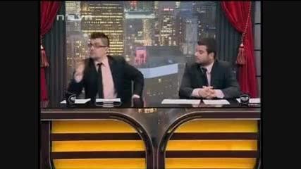 Деян Неделчев В Шоуто На Иван И Андрей - 3част - 2010