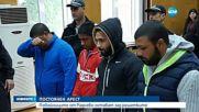 Биячите от Раднево остават в ареста