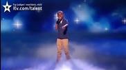 Страхотно изпълнение / Malakai Paul No One - Britain's Got Talent