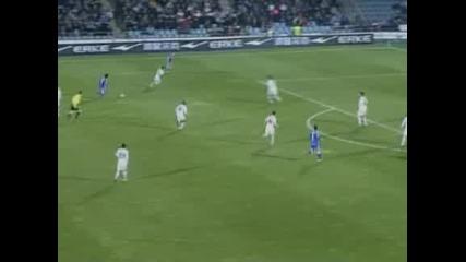 """""""Реал"""" спечели с 3:2 дербито с """"Хетафе"""" при завръщането на Кака"""