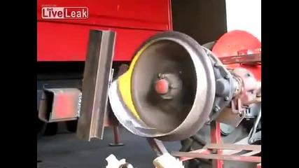 Метод за кълцане дърва