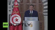 Tunisia: PM Essid vows to close 80 'propagandist' mosques in response to hotel shooting