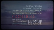 Paco Arrojo - Amante Bandido ( Lyric Video )