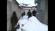 No Connection - Скачане В Сняг