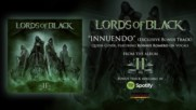 Lords Of Black - Innuendo ( Official Audio Queen Cover)