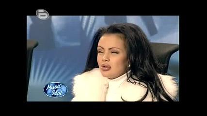Music Idol 3 - Стоян Йорданов От С. Безмер