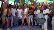 Pitbull feat J.lo - We Are One { Ole Ola } { The Official 2014 Fifa World Cup Song} { Olodum Mix}
