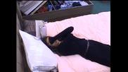 Big Brother 2012 - Цеце се заиграва с камерата