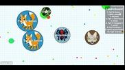 Agar.io - със Deivid Gamer! #1