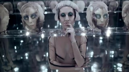 Lady Gaga - Born This Way (oficial Video) Hd
