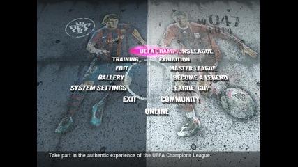 Pro Evolution Soccer 2010 - Master League Еп.1