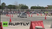 Syria: Drift racers get fast and furious in a break from war