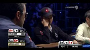 World Series of Poker 2010 E03 - Tournament of Champion - 2/4