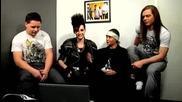 Tokio Hotel talk about religion 2