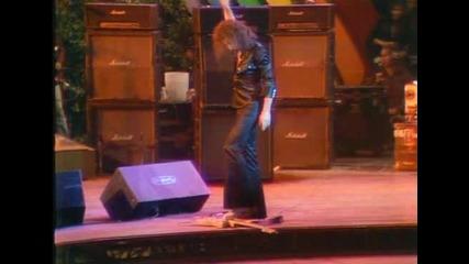 Deep Purple - Ritchie Blackmore @ California Jam 1974