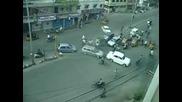 Шофирането в Индия