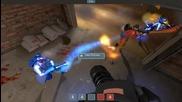 Team Fortress 2 - Druidz Exoronic Heavy Fragmovie