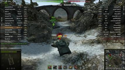World of tanks Bg666bg Amx 50 100 vs Ис-3