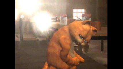 Garfield (как се минава тва бе!?) №2