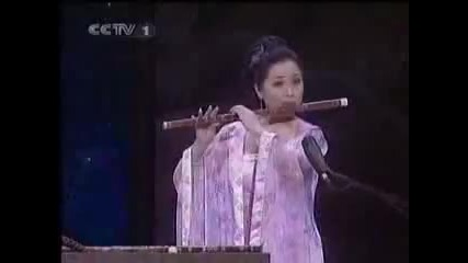 Chinese Traditional Music-bamboo Flute