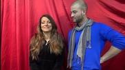 Dancing Stars - Интервю със Сани Жекова и Симеон 18.03.2014г