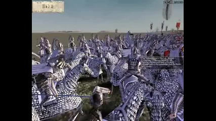 Rome Total War Online Battle #13 Rome vs Selucid