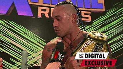 Damian Priest celebrates birthday in style: WWE Digital Exclusive, Sept. 26, 2021