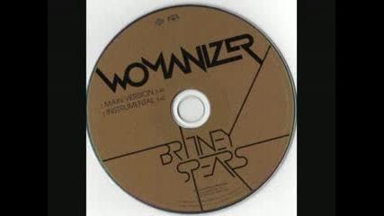 Супер Як Ремикс Britney Spears - Womanizer