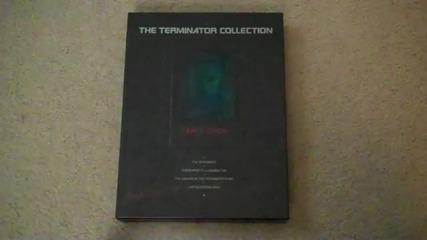 Дивашките филми Терминатор 1 и 2 (1984-1991) на V H S