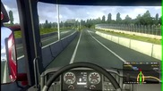 Euro Truck Simulator 2 - Gameplay .:4 Епизод:.
