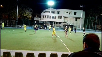 Локомотив 2013 Бургас - Бургас Футбол 3-1 първо полувреме