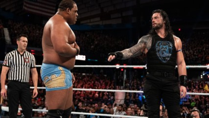 Keith Lee reacts to facing Roman Reigns at Survivor Series: WWE After the Bell, Jan. 16, 2020